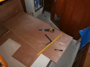 2 recut wood
