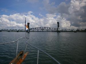 railroade bridge