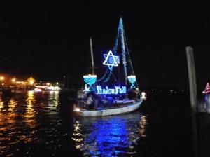 christmas boats mobile 2