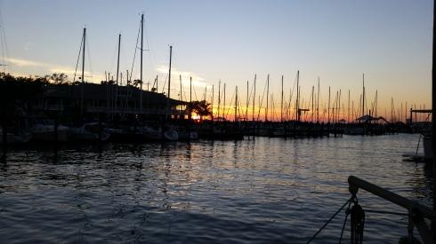 fairhope sunset