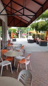 Sarasota cafes