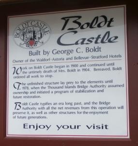 bolt castle story