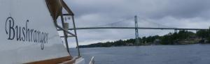 bridge with bushranger