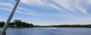 down the trent severn