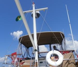 raised mast